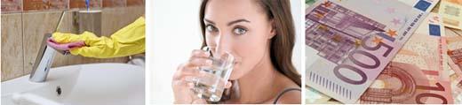 Zacht water aan een zachte prijs