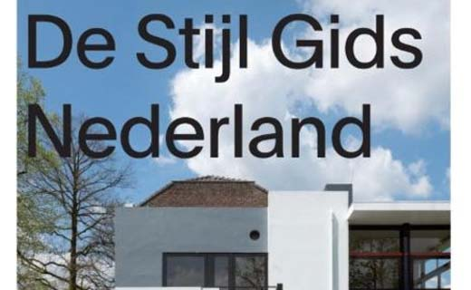 De Stijl Gids Nederland, 100 plekken om te bezoeken