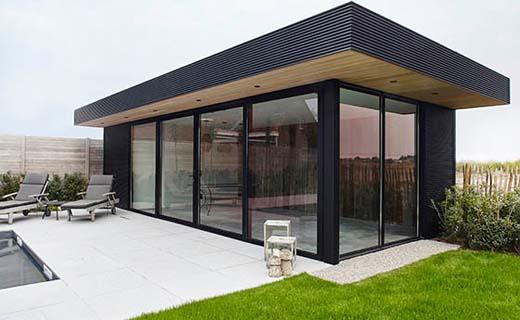 Nieuwste tuintrend: thuis genieten van een garden house