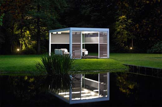 Decoranda garden house