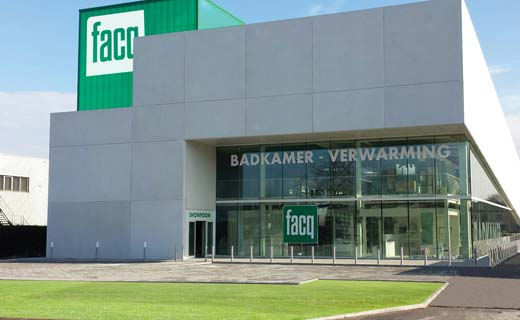 Nieuwe FACQ-showroom in Limburg