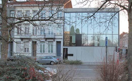 Minimalistische woningarchitectuur ontmoet BASWA Phon