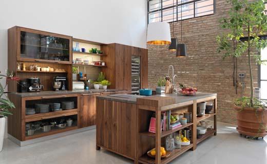 TEAM 7 bekroond voor beste design Keukenblokken/Wandkeukens