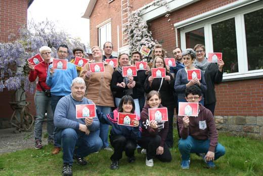 Hulpverleningszone Oost van Vlaams-Brabant zorgt samen met de Dienst Inclusieve Ondersteuning (DIO) Alvinnenberg voor meer brandveiligheid