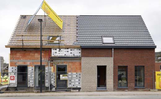 Bijna Energieneutrale woning in Aalst vol met innovaties