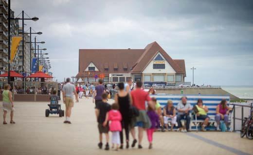 Vlamingen willen allemaal hetzelfde vastgoed aan de kust kopen