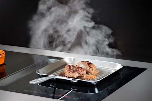 Bauknecht Pure Compact: dampkap en kookplaat in één zorgt voor flexibel koken