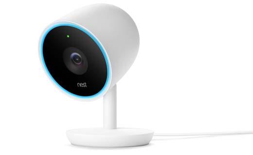 Nieuwe Nest Cam IQ indoor laat je weten wat er thuis gebeurt