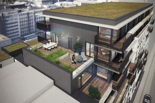Park Avenue: Van oud kantoorgebouw naar trendy woon- en werkproject