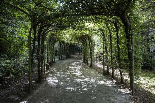 Wonen in de mooiste sprookjestuin van Vlaanderen