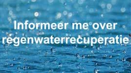 informeer me over regenwaterrecuperatie