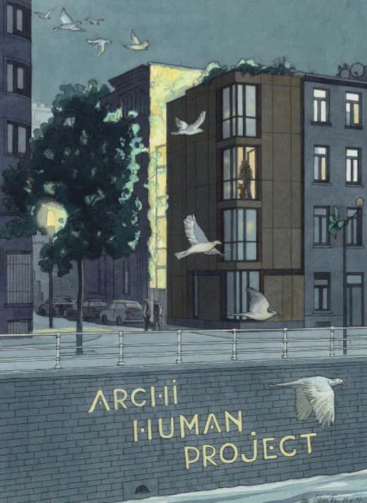 Pilootproject Archi Human voor de opvang van daklozen