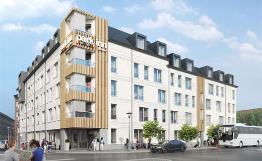 Radisson opent een nieuwe Park Inn in het centrum van Luik