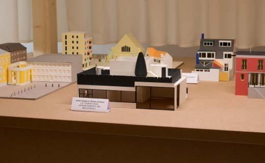 Nieuwe generatie architecten strijkt neer in M HKA