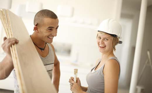 Zonder architect aan een renovatie beginnen?