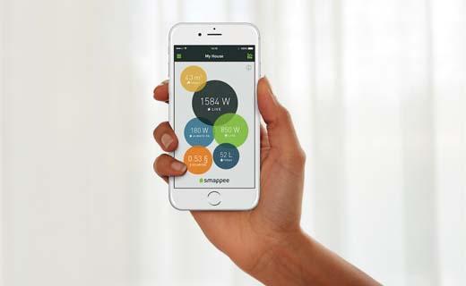 Smappee Plus, de energiemonitor voor de slimme woning van morgen