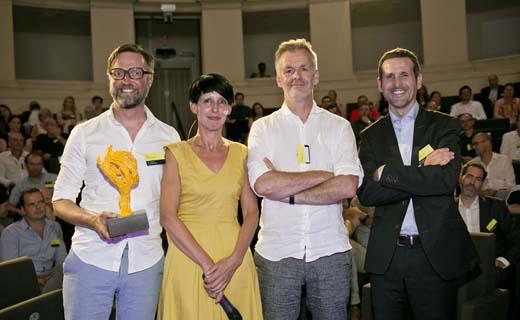Jo Crepain Prijs voor Innovatief Architectenbureau: OMGEVING