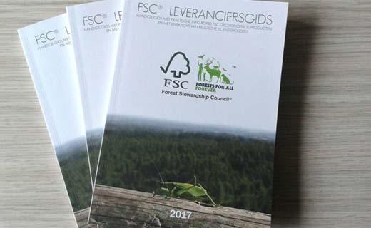 FSC België lanceert geupdate leveranciersgids