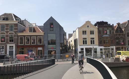 Catharinasteeg in Leiden verwelkomt Zara Home