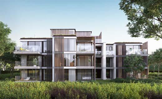 Groene omgeving en privacy primeren in nieuwbouwproject De Varens
