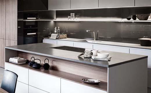 Keuken zonder vingerafdrukken