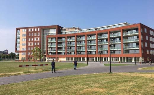 BAM Wonen levert 55 appartementen op in Hendrik-Ido-Ambacht