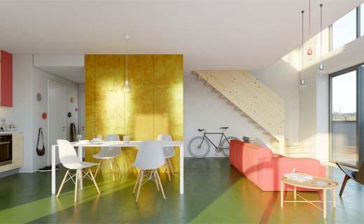 Allereerste appartementsgebouw met leeftijdslimiet voor bewoners