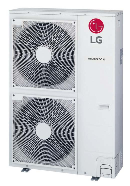 LG introduceert nieuwe en zeer flexibele MULTI V S unit
