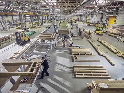 Machiels Building Solutions bouwt 401 vakantiewoningen in Duitsland