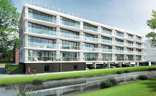 Officiële start bouw voor Hoogeland Twins te Naaldwijk