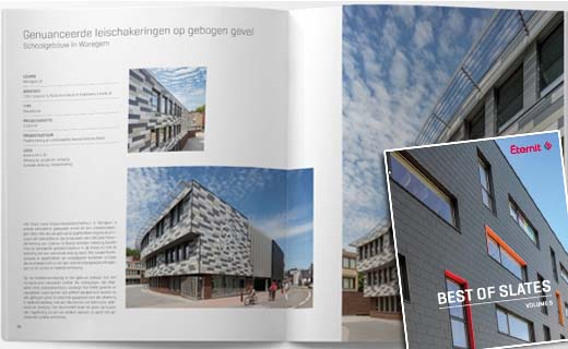 Nieuwe uitgave van architectenboek 'Best of Slates'
