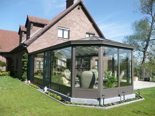 interieur fotospecial veranda s. Black Bedroom Furniture Sets. Home Design Ideas