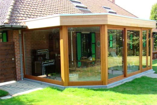 Interieur fotospecial veranda s for Interieur veranda