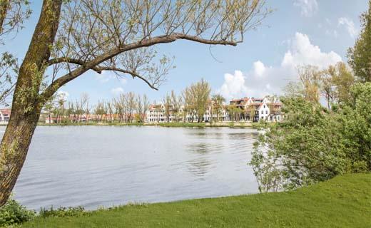 Knokke Duinenwater, een nieuw stukje Knokke