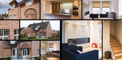 Belgisch budget bouwboeklandelijke editie 2010 for Landelijk bouwen architect