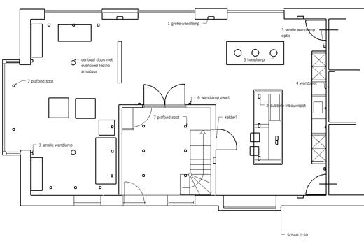 Hoe maak je een verlichtingsplan fotospecial - Hoe je een centrum eiland keuken te maken ...