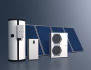 Volledig regeneratief verwarmingssysteem op PassiveHouse