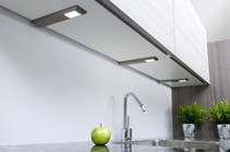 led verlichting in de keuken