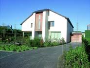 MHMA: Bio-ecologische strobalenwoning in Zandhoven