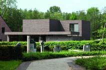 MHMA: Nieuwbouw ééngezinswoning in Herk-De-Stad