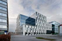Accent Business Park wint Concrete Award 2012