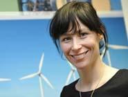 Vlaams minister Freya Van de Bossche