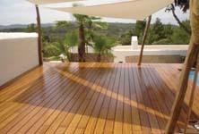 Bamboe buitenparket: het nieuwe `hardhout`