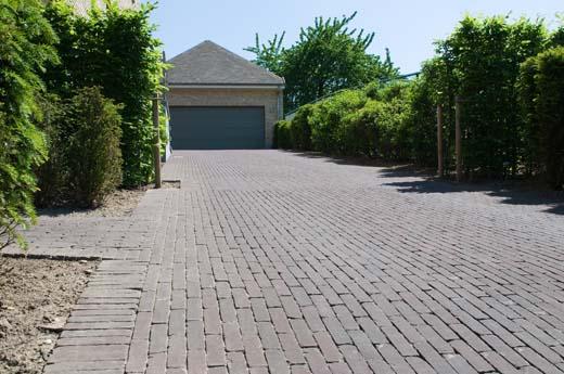 Hoe verhard je een tuinpad oprit of terras - Afbeeldingen van terrassen verwachten ...