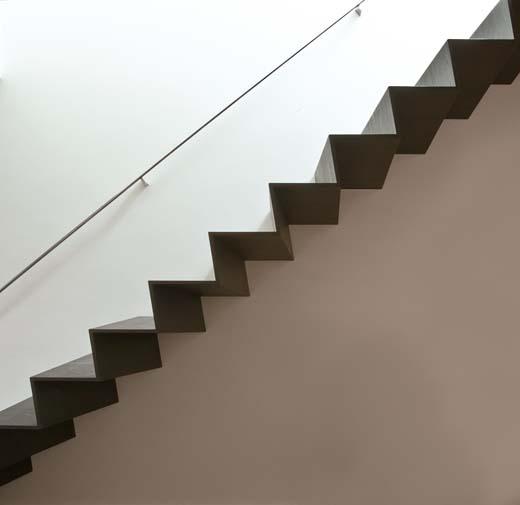 Houten trappen de overtreffende trap for Dikte traptreden hout