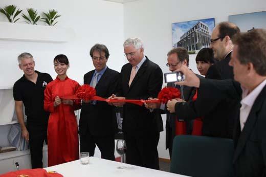 studiebureau Boydens opent kantoor in Vietnam