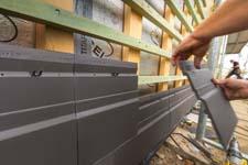 Lage-energie-renovatie gewikt en gewogen