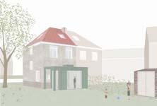 Eerste Velux klimaatrenovatie in Brussel