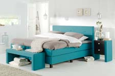 Gebruik van kleur is dé trend in de slaapkamer
