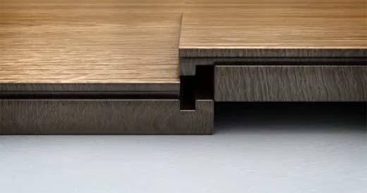 Vinyl vloer is eenvoudig te leggen bouwenwonen.net